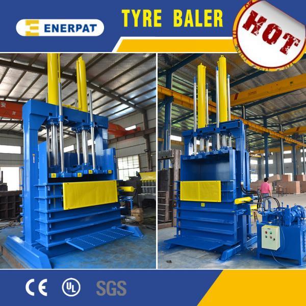 tire baler machine for sale
