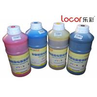 Wholesale Drying Fast Inkjet Printer Ink, Solvent Ink Cartridges Good Adhesion 4 Colors from china suppliers