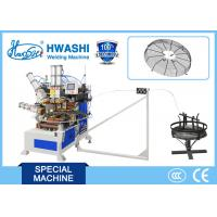 Wholesale Spiral Wire Looping Automatic Welding Machine For Industrial Fan Guard Mesh from china suppliers