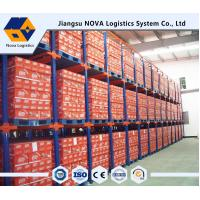Wholesale Double Entry Powder Coating Drive In Pallet Racking For Raw Materials from china suppliers