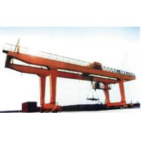 Wholesale 40t Double Girder Transtainer Gantry Electric Overhead Travelling Crane for Project from china suppliers
