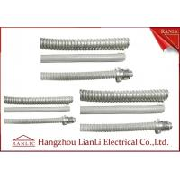 Heavy Duty High Temp Flexible Electrical Conduit PVC Coated With 1/2