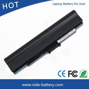 China Replacement Laptop Battery Acer Aspire 1410 1810T 1810TZ UM09E31 UM09E32 UM09E36 black on sale