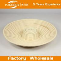 Wholesale 100% natural canne baking with a banneton dough rising basket banneton, brotform from china suppliers