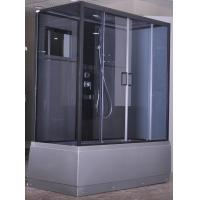 China Professional 1700 X 850 Rectangular Shower Cabins , Rectangular Shower Cubicles wholesale