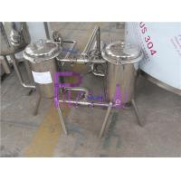 Wholesale Stainless steel 304 material Juice Processing Equipment double filter for juice processing from china suppliers