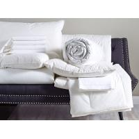 Wholesale 50% Goose Feather And 50% Goose Down Hotel Collection Linen Duvet 300TC Queen Size from china suppliers