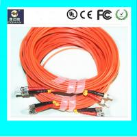 Wholesale st to st multimode duplex fiber optical jumper cord from china suppliers