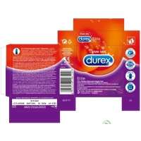 Buy cheap Durex Thin Natural Latex Condoms Ultra Sensitive Lubricated from wholesalers