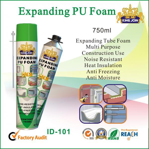 Soundproof PU Foam Spray - siliconesealant