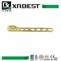 Wholesale Orthopedic Implant Locking Plate , Distal Fibula Locking Compression Plate from china suppliers