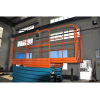 Wholesale Motorized scissor lift with loading capacity 450Kg and 3M Lifting Height with Extension from china suppliers