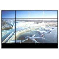 Wholesale 42 Inch 4X4 LG Panel Seamless Wall Video Screens 500Nits For Shopping Mall / Museum from china suppliers