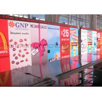 Buy cheap Front / Back Service P3 Indoor Advertising LED Display Screen / High Refresh LED Video Wall from wholesalers