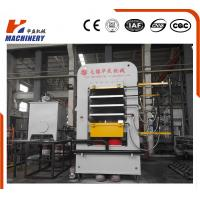 Commercial Laminate Hot Press Machine For Plywood / Door Skin