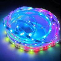 Wholesale WS2801 digital strip DC12V 96LEDs/m 32 Image Pixel dream led strip from china suppliers