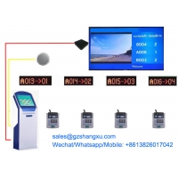 Buy cheap Ticket Dispenser Kiosk Automatic Queue Management System from wholesalers