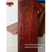 Wholesale How to get Wood grain finish on aluminum from china suppliers