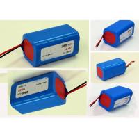 4S1P Robot Battery Pack 14.4V With Panasonic NCR18650 2900mAh Cells , UL IEC62133