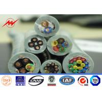 China Copper Conductor Electrical Wires And Cables 4 Core Power Cable Paper Yarn on sale