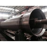 Wholesale Centrifugal Ductile Iron Pipe Mold In Gas Pipeline , Hardness 230 - 270 HB OD 1200MM from china suppliers