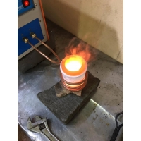 Wholesale Electric Small Gold Melting oven Furnace Auxiliary Mining Machinery from china suppliers