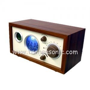 Wood Clock Radio Images Images Of Wood Clock Radio
