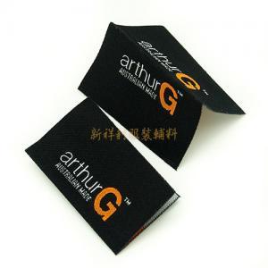 Custom Woven Labels For Handmade Items / Dress / Bags No Minimum Order