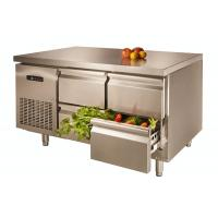 Wholesale 225L Stainless Steel Freezer , 70mm PU foam with 50% energy saving , high effcient colling from china suppliers
