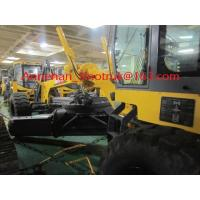 Wholesale Compact GR135 130HP 11000kg Tractor Road Grader / Small Motor Grader/Road Maintenance Machinery from china suppliers