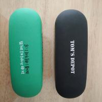 China HD pixels printed glasses cases collection wholesale