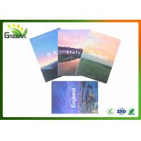 Wholesale Custom A5 Size Exercise Notebooks with Colorful Cover or Personalized LOGO from china suppliers
