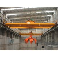 Wholesale QZ Electric Overhead Cranes with Grab, 15t Rated Capacity, 31.5m Span, 39m Load - Lifting from china suppliers