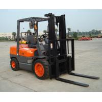 Wholesale Large Capacity Small Electric Forklift , 3.5 Ton Counterbalance Forklift Truck from china suppliers