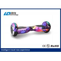 Multicolor Smart Balance Hoverboard With 8 Inch Wheels , Smart Self Balancing Electric Scooter