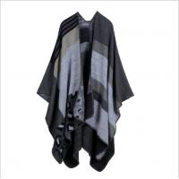 Wholesale Wholesale cheap good quality fashion Europe warm girls shawl from china suppliers