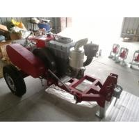Wholesale JJCS 6HP Diesel Engine Powered Winch from china suppliers