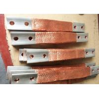 Wholesale Big Current Copper Braid Flexible Connector For Busw , Customized Size from china suppliers