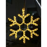 Wholesale christmas lights snowflake from china suppliers