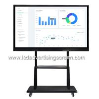 Wholesale 55 Inch LCD IR Touch All IN One PC Board Double System FOR Meeting Room from china suppliers