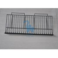 China Anti Rust Retail Hanging Display Racks , Wire Mesh Wall Display Rack For For Retail Stores wholesale