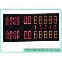 Electronic Tennis Scoreboard for Singles And Doubles Player, super bright light
