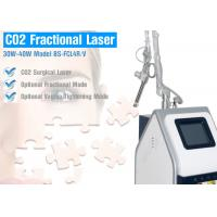 Carbon Dioxide CO2 Fractional Laser Machine For Skin Scar Treatment