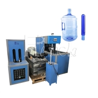 Wholesale 120mm 5GAL Stretch  Pet Bottle Injection Moulding Machine from china suppliers
