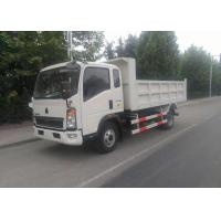 Wholesale City Use Flexible Light Truck Heavy Duty Dump Truck 4×2 Construction Use from china suppliers