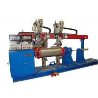 Wholesale Circular Seam Automatic Welding Machine For Pipe 500A Aluminum Brass Plasma from china suppliers