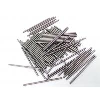 Wholesale Iso Solid Carbide Rods , Tungsten Carbide Rod Blanks For End Mills And Drills from china suppliers