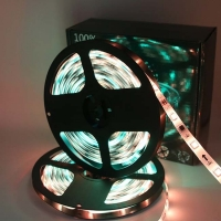 Wholesale 36W IP65 12V 10M Dreamcolor LED Strip Lights from china suppliers