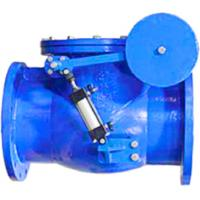 Wholesale Flange Connections Swing Check Valve , Non Return Valve With Resilient / Metal Seated from china suppliers