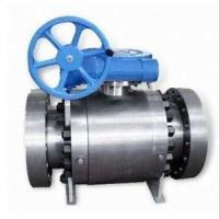 Wholesale Gear Operated Flanged Ball Valve from china suppliers
